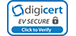 DigiCert EV Multi-Domain SSL Siteseal